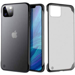 Apple Iphone 11 Pro Matte Hard PC Cover (Without Ring)